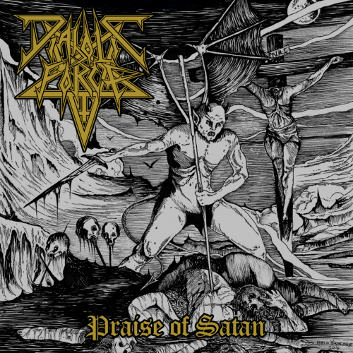 Diabolic Force - Praise of Satan 01