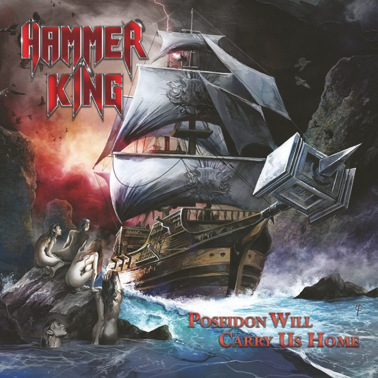 Hammer King – Poseidon Will Carry Us Home Review