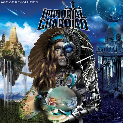 Immortal Guardian - Age of Revolution 01