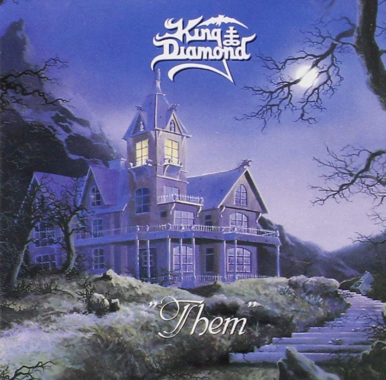 "Yer Metal Is Olde: King Diamond – ""Them"""
