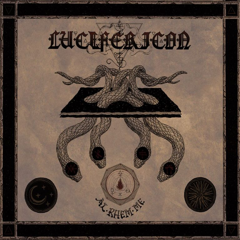 Lucifericon – Al-Khem-Me Review