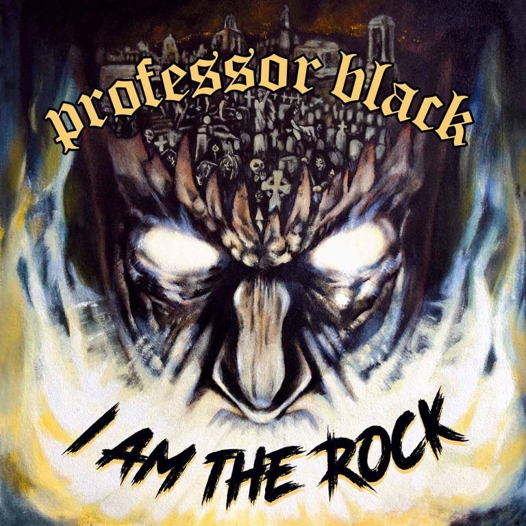 Professor Black – I Am the Rock Review