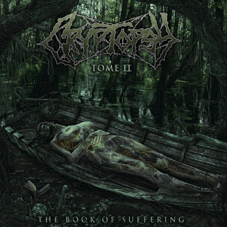 Cryptopsy – The Book of Suffering – Tome II Review