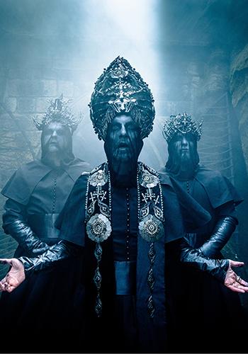 Behemoth 2018 by Grzegorz Gołębiowski