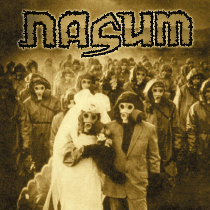Yer Metal Is Olde: Nasum – Inhale/Exhale