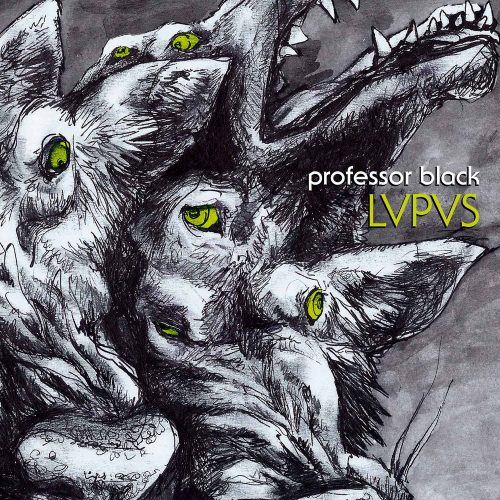 Professor Black - LVPVS 01