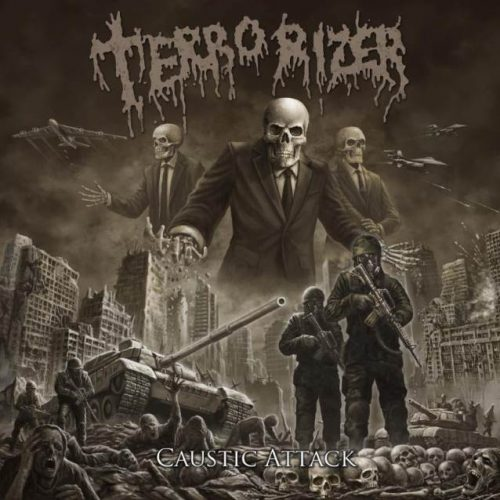 Terrorizer – Caustic Attack Review
