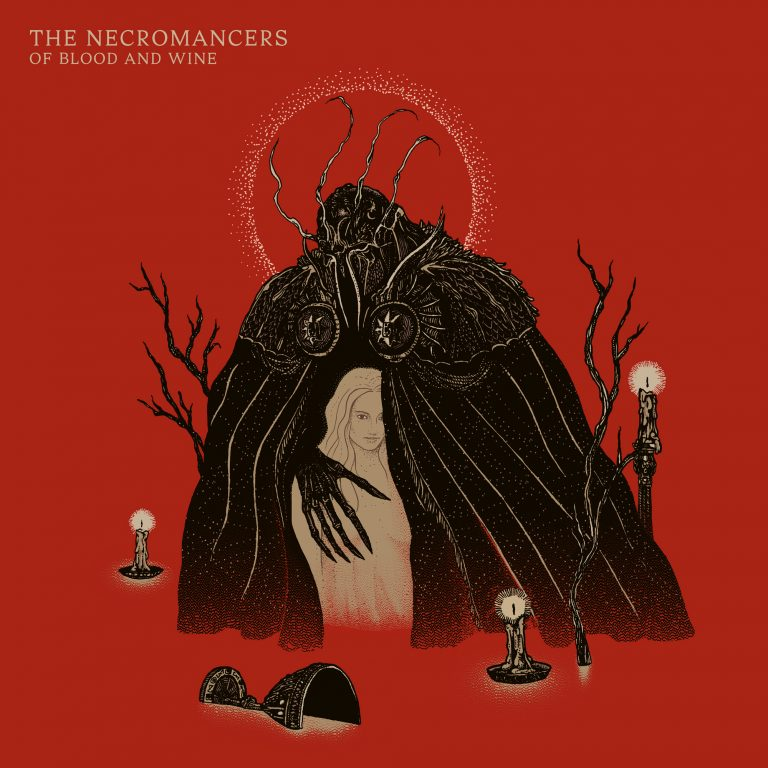 The Necromancers – Of Blood and Wine Review