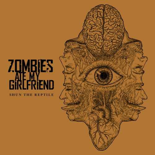 Zombies Ate My Girlfriend - Shun the Reptile 01