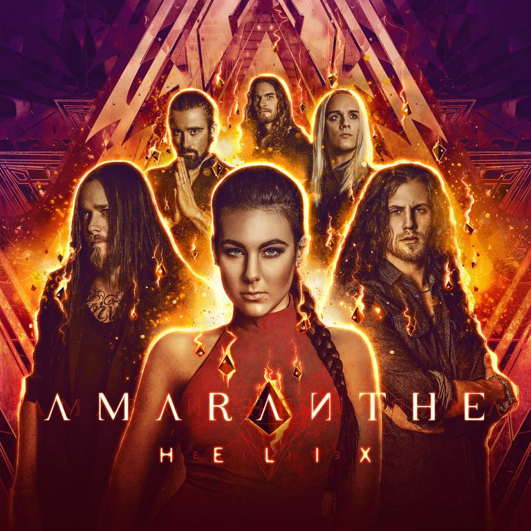 Amaranthe – Helix Review