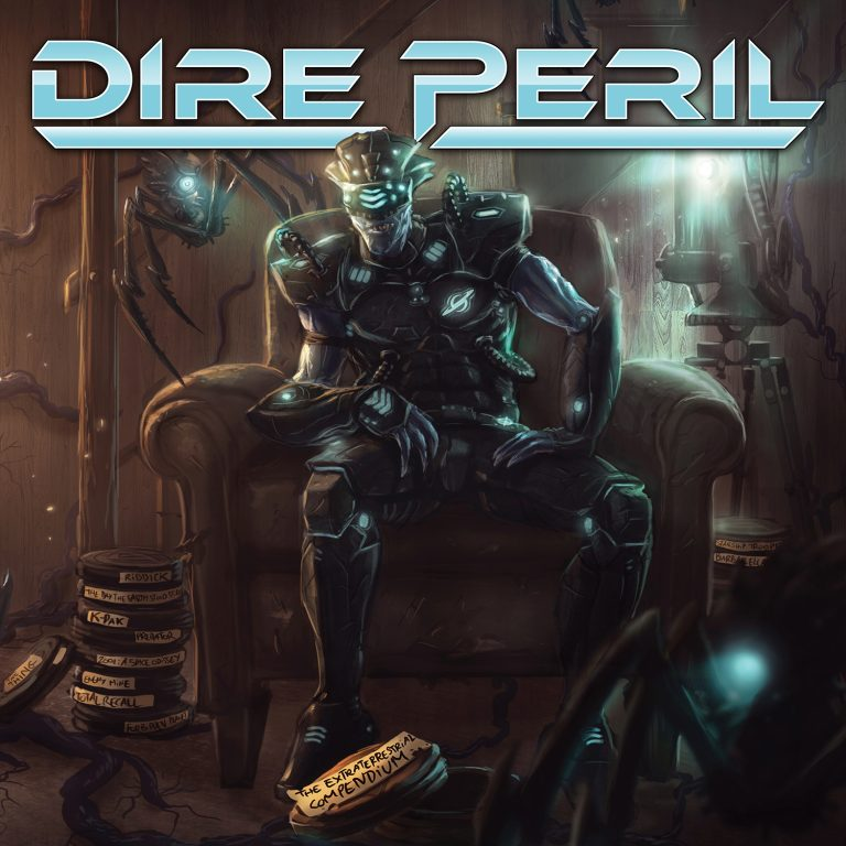 Dire Peril – The Extraterrestrial Compendium Review