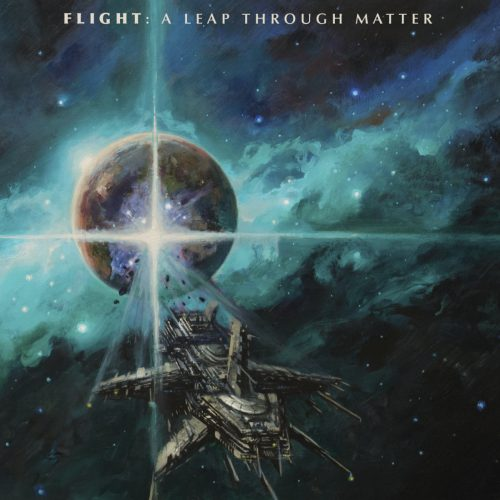 Flight - A Leap Through Matter 01