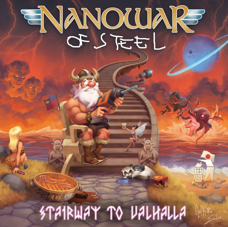 Nanowar of Steel – Stairway to Valhalla Review