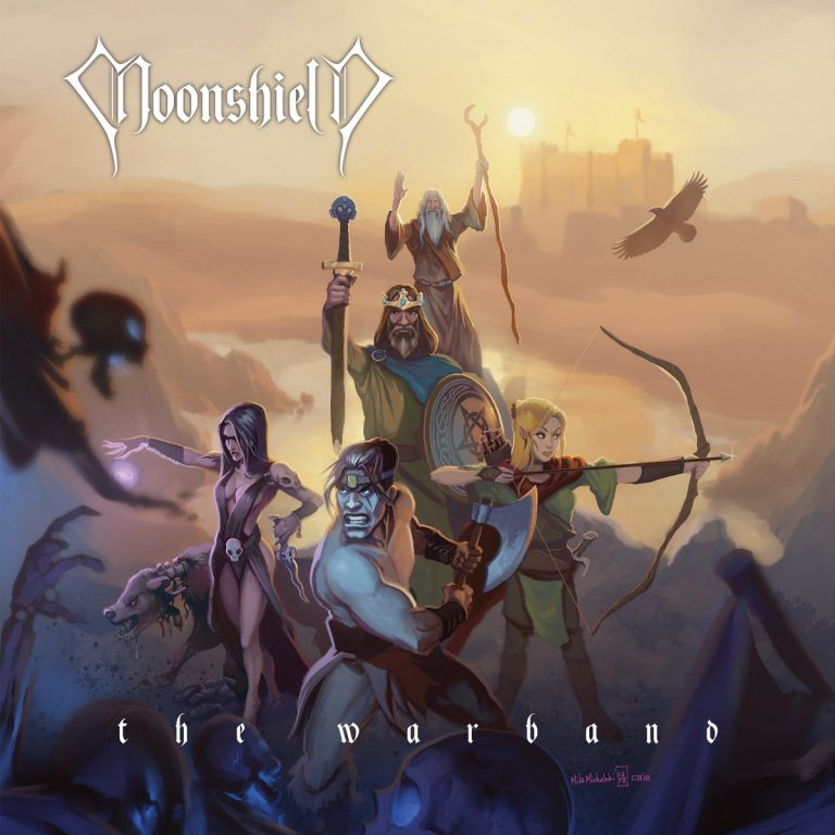 Moonshield – The Warband [Things You Might Have Missed 2018]