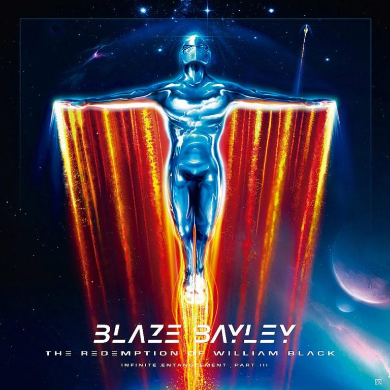 Blaze Bayley – The Redemption of William Black [Things You Might Have Missed 2018]