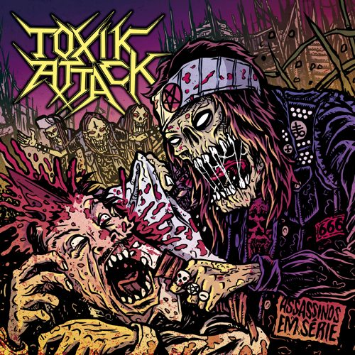 Toxik Attack – Assassinos em Série Review