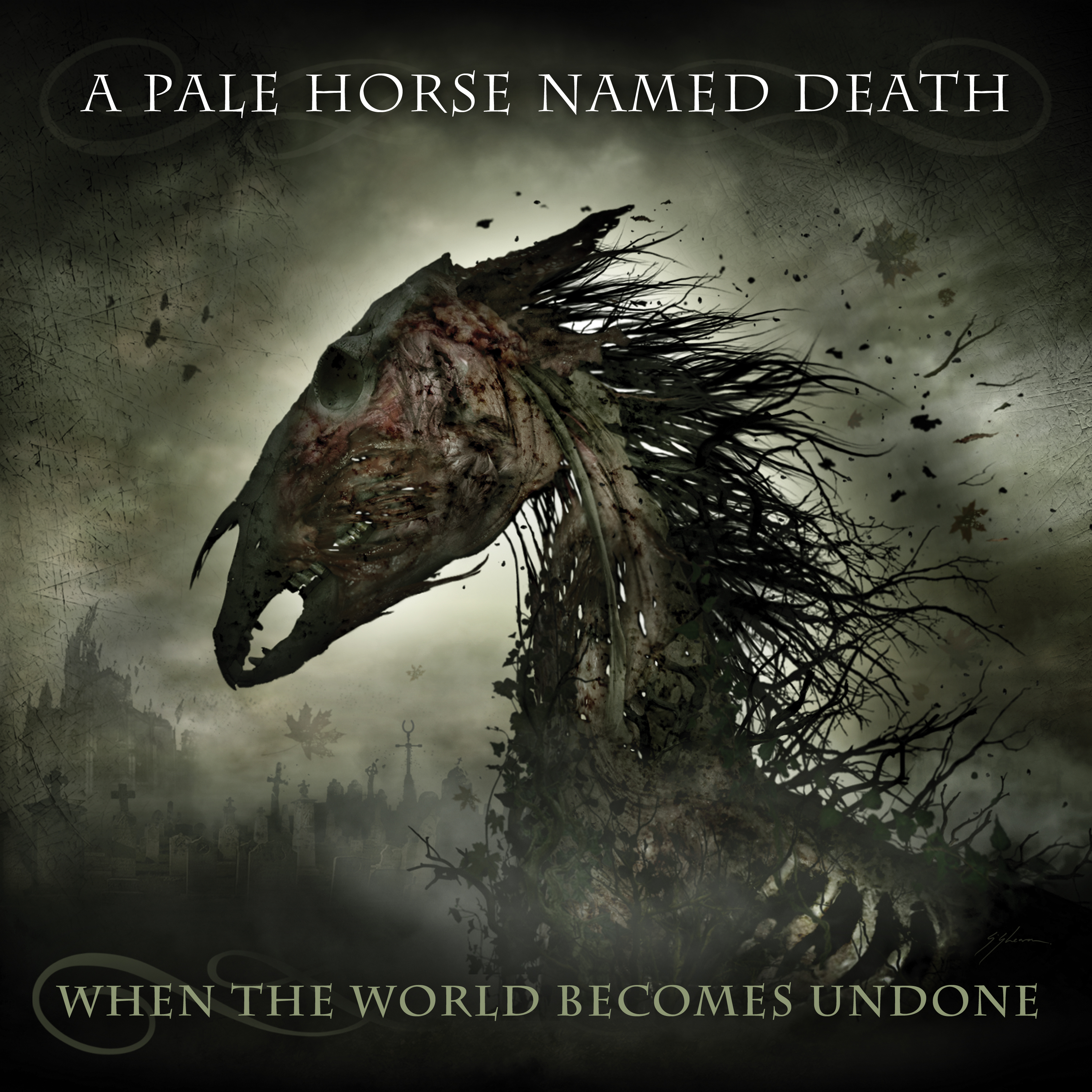 A Pale Horse Named Death - When the World Becomes Undone 01