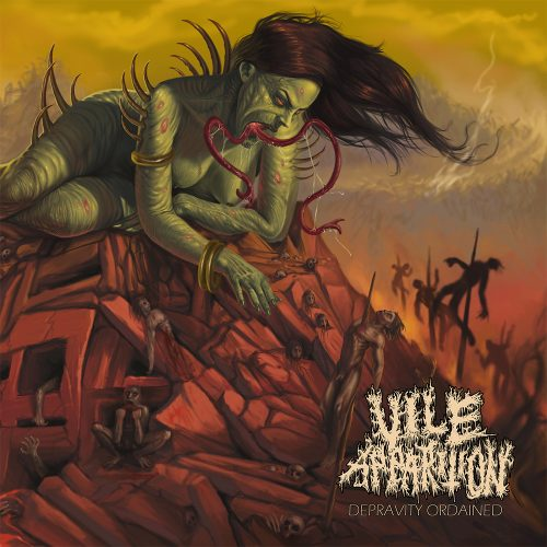 Vile Apparition - Depravity Ordained 01