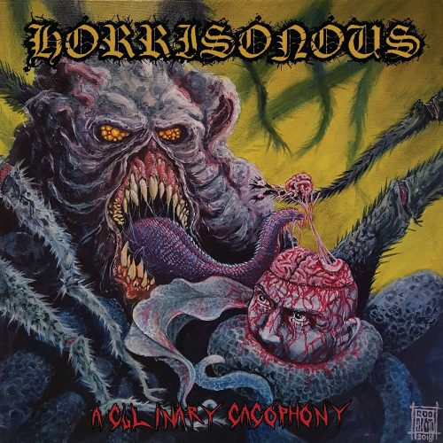 Horrisonous - A Culinary Cacophony 01