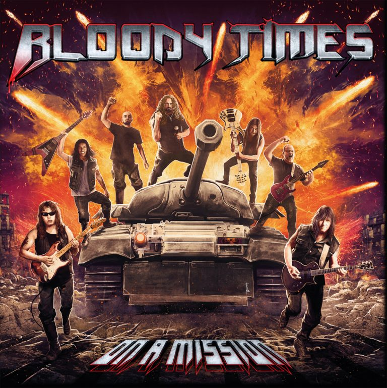 Bloody Times – On a Mission Review