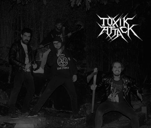 Toxik Attack - Assassinos em Série 02