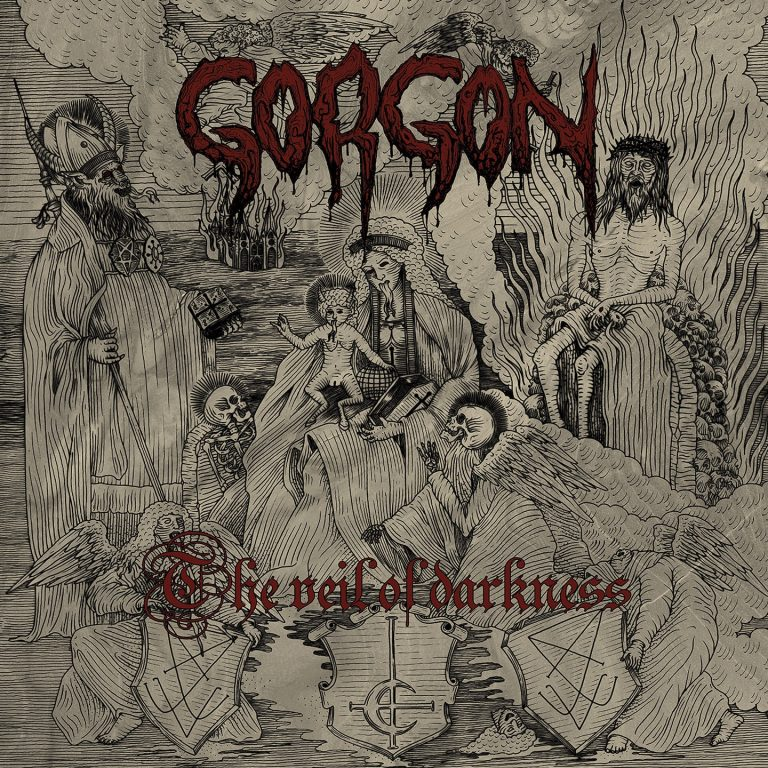 Gorgon – The Veil of Darkness Review