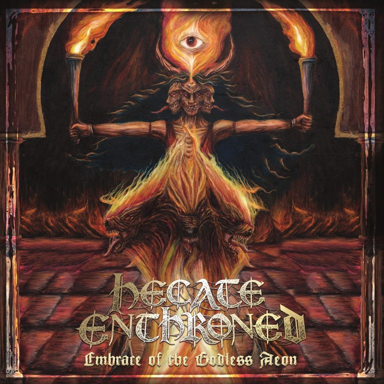 Hecate Enthroned – Embrace of the Godless Aeon Review