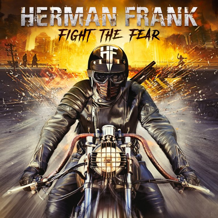 Herman Frank – Fight the Fear Review