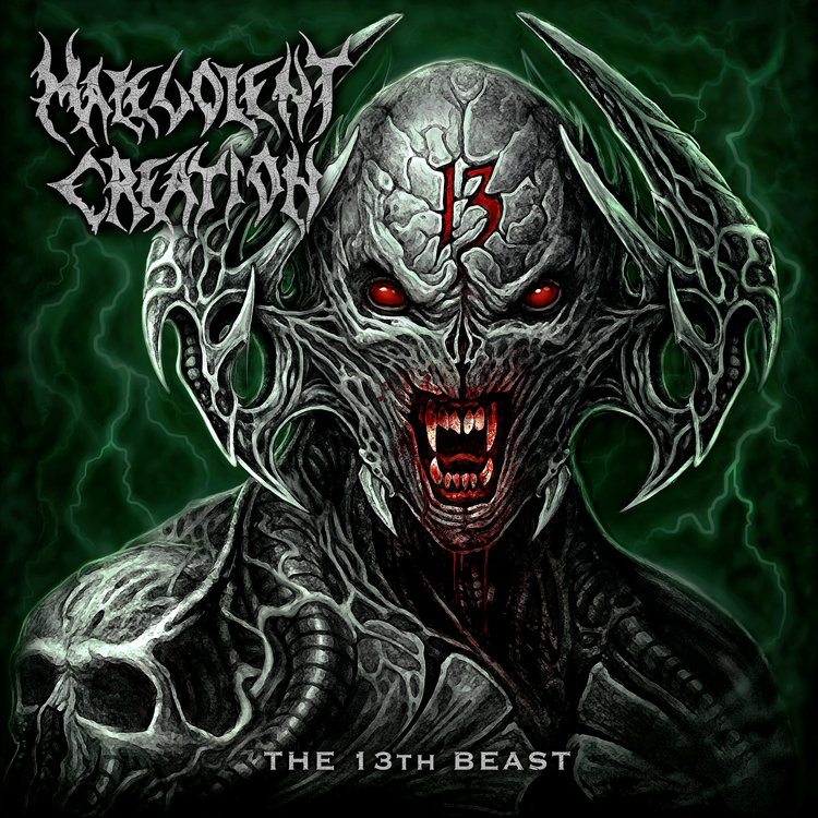 Malevolent Creation – The 13th Beast Review