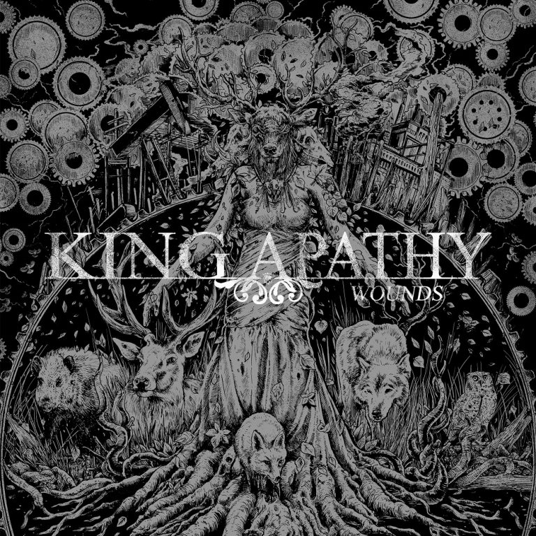 King Apathy – Wounds Review