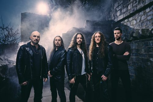 Rhapsody of Fire 2019 by Karsten Koch