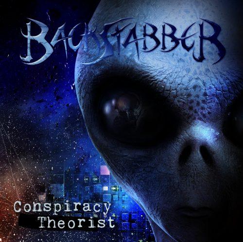Backstabber - Conspiracy Theorist 01