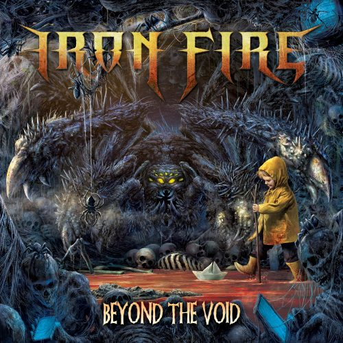 Iron Fire - Beyond the Void 01