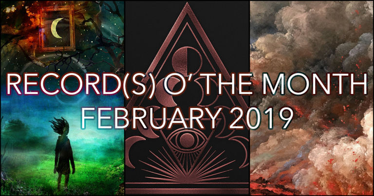 Record(s) o' the Month – February 2019