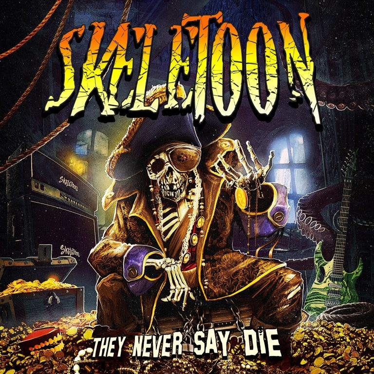 Skeletoon – They Never Say Die Review