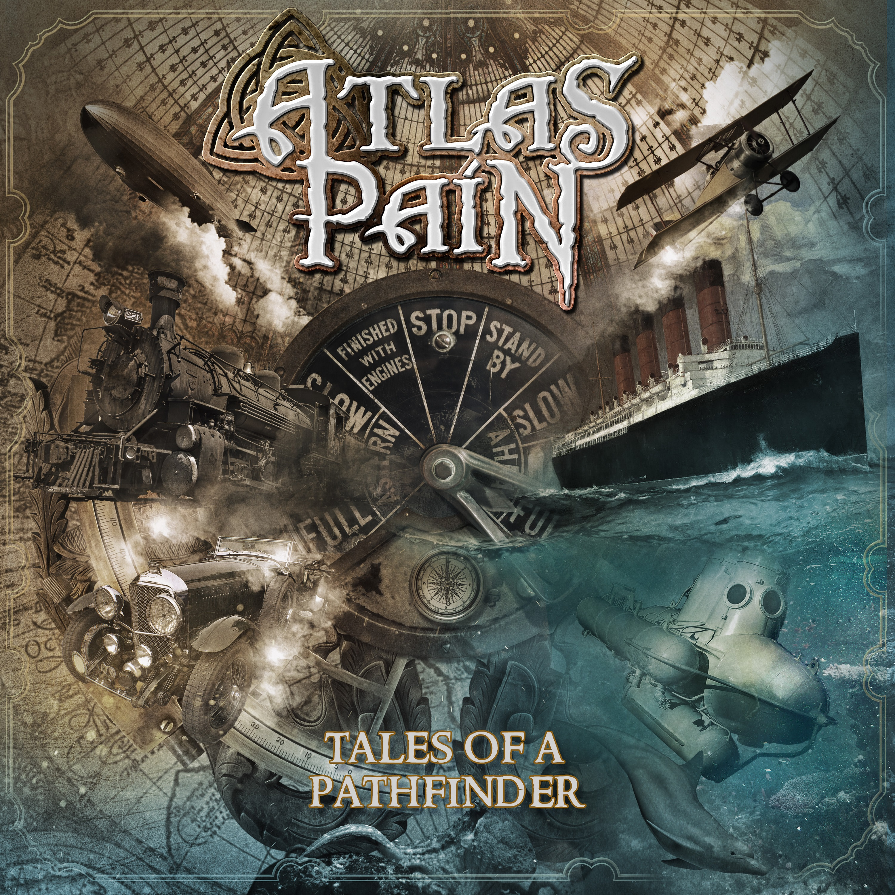 Atlas Pain - Tales of a Pathfinder 01