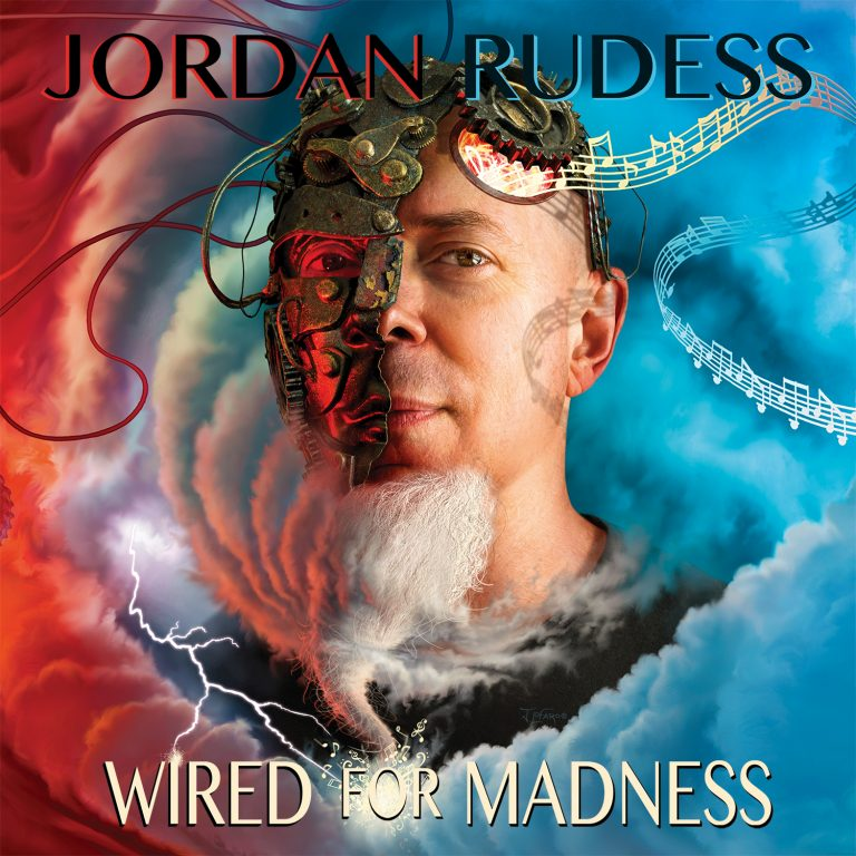 Jordan Rudess – Wired for Madness Review