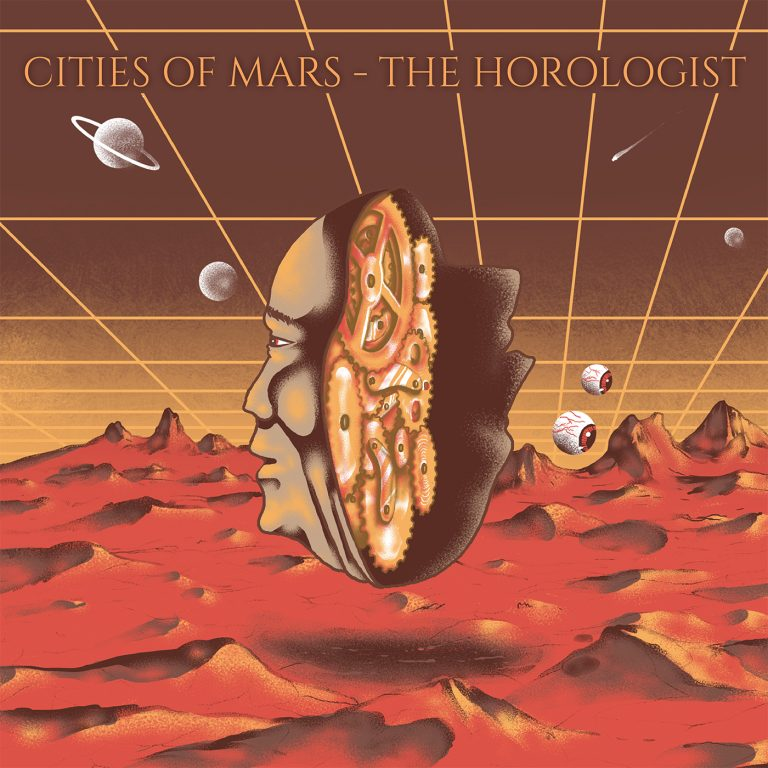 Cities of Mars – The Horologist Review