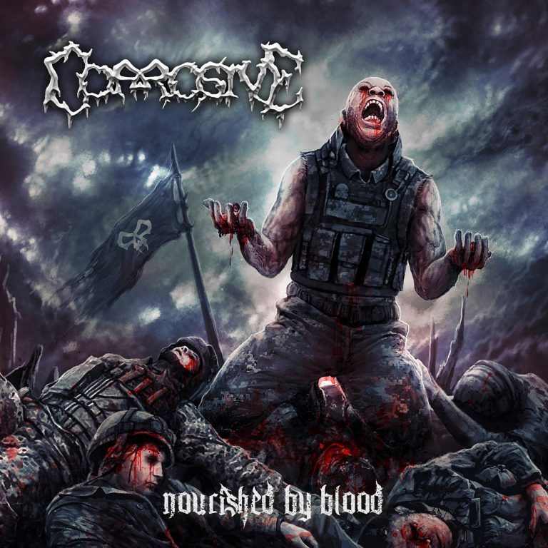 Corrosive – Nourished by Blood Review