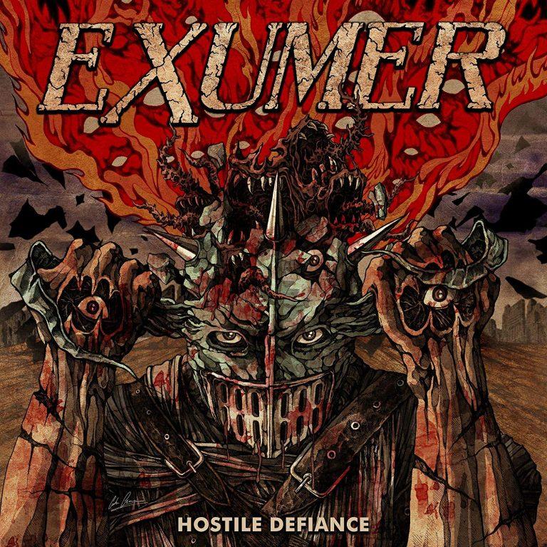 Exumer – Hostile Defiance Review