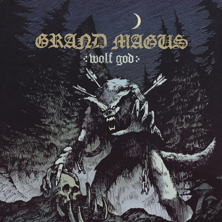 Grand Magus – Wolf God Review