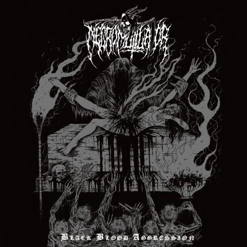 Necromutilator - Black Blood Aggression 01