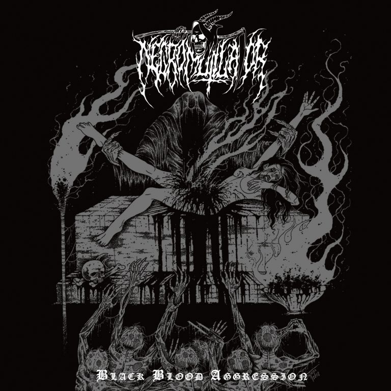 Necromutilator  – Black Blood Aggression Review