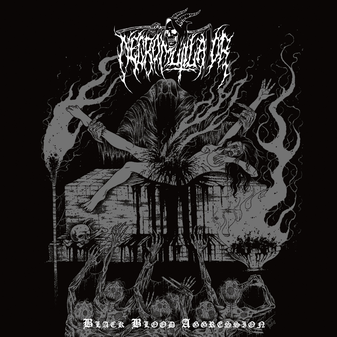 Necromutilator - Black Blood Aggression Review