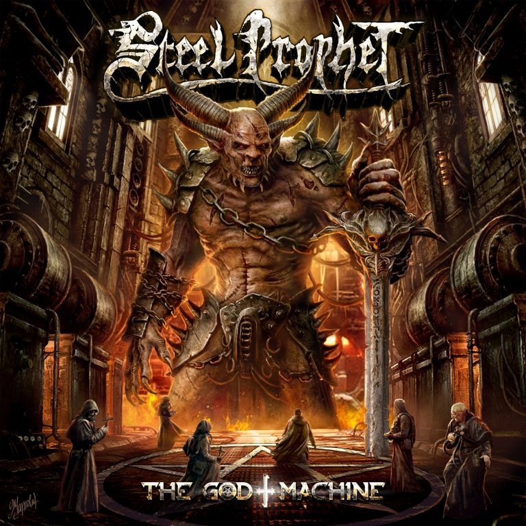 Steel Prophet – The God Machine Review