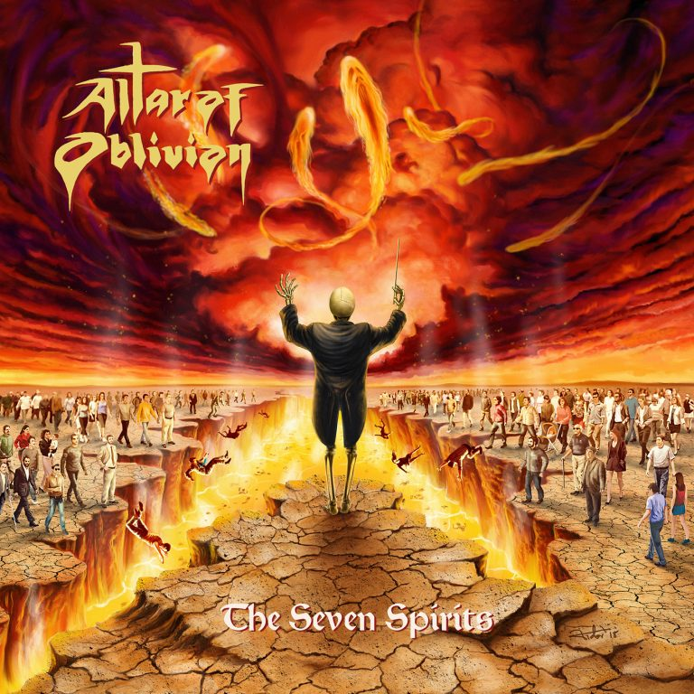 Altar of Oblivion – The Seven Spirits Review