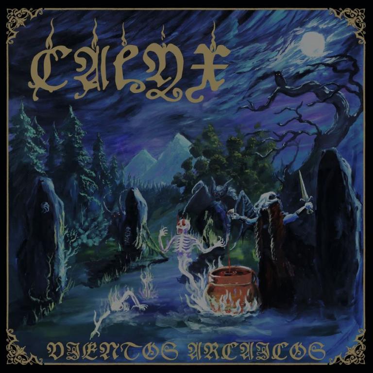 Calyx – Vientos Arcaicos Review