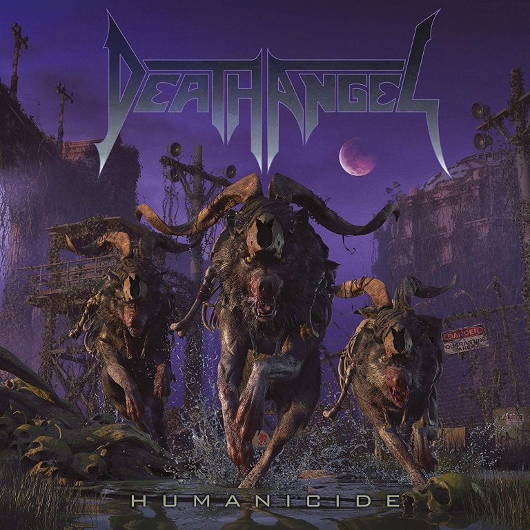 Death Angel – Humanicide Review