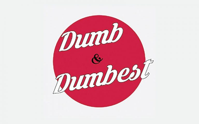 Angry Metal Guy on the Dumb & Dumbest Podcast