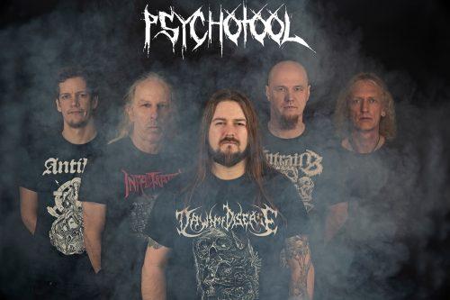 Psychotool - Rotten Paradise 02